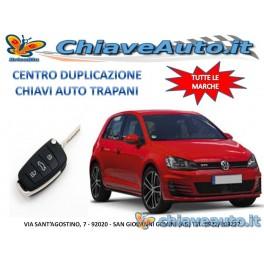 Duplicazione chiave auto Trapani