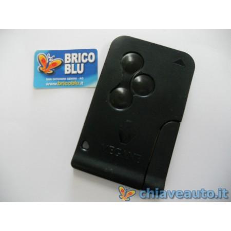chiave auto renault megane smart card