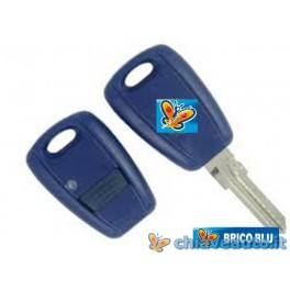 guscio chiave fiat 3